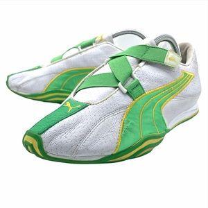 PUMA Vintage Classic Size 11 Jamaica Sneaker Pull